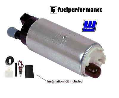 *Genuine* Walbro 255LPH Intank Fuel Pump +Install Kit -  SAAB 9-5 9000 900 9-3