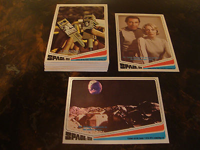 1976 Donruss---Space 1999---Lot Of 23---No Doubles