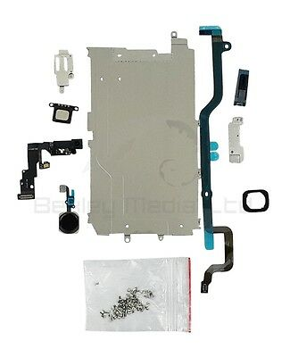 Repair Parts for iPhone 6 Plus LCD,home button, camera, speaker, flex, brackets