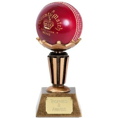Cricket Ball Stand Sports Trophy Memorabilia Gift Award A1005