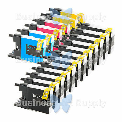 18++ PACK LC71 LC75 Compatible Ink Cartirdge for BROTHER Printer MFC-J435W LC75