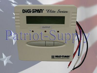 HEAT-TIMER 929150-UA Digi-Span single set point control. SPC Elite 120/240V