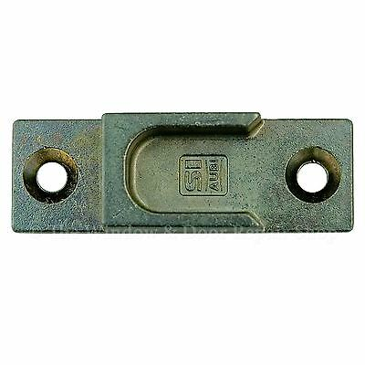 Siegenia UPVC Door Roller Keep Striker Plate Universal Receiver Plate 810720