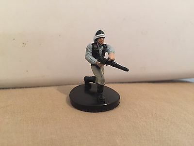 Star Wars Miniatures Bounty Hunters #11/60 Rebel Heavy Trooper - NC