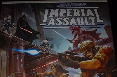 Star Wars Imperial Assault Spare Parts and Accessories