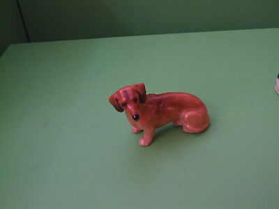 Royal Doulton Dog K17 Dachshund