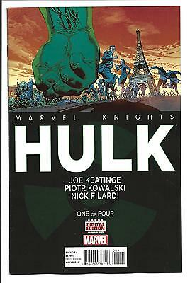 Marvel Knights: Hulk # 1 (Feb 2014), Nm