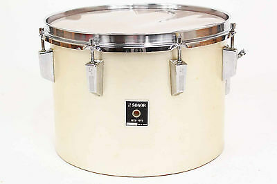 Vintage Mid-70's Sonor 14x10 8-Ply Concert Tom Centennial Phonic Badge