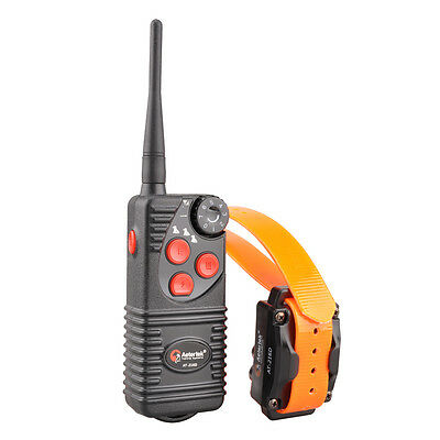 AETERTEK Waterproof  Rechargeable 600 Yard Remote Dog Training Shock Collar