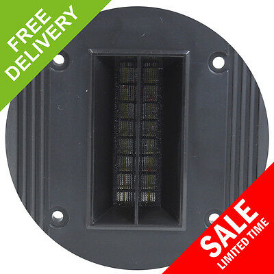 Monacor RBT95 Ribbon Tweeter Speaker Ideal for Replacement Spares Parts 60W