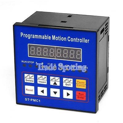 SainSmart 1 Axis CNC Servo Stepper Motor Programmable Motion Controller
