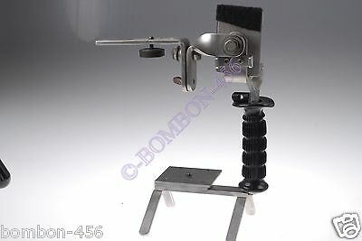 Custom Made Flash Bracket For 6X6, 645 Or 35Mm. Practical, Tested. One Of A Kind
