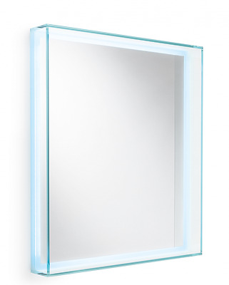 Lineabeta mirrors framed mirror with Led lighting Speci 5682