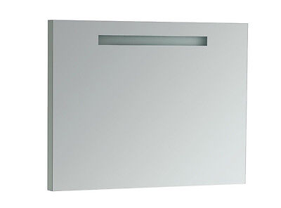 Laufen mirrors Alessi One mirror with lighting 4.4842.1
