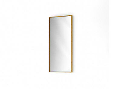 Lineabeta mirrors Canavera mirror with bamboo frame 81140