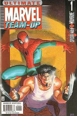 Ultimate Team-Up #1-16 & Annual #1 - Marvel Comics - 2002