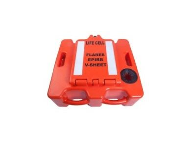 Life Cell - Crewman  226456 Commercial Safety Mountable Grab Bag Epribs Flares