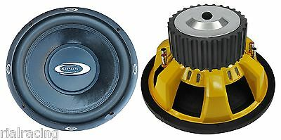 """Subwoofer 12""""(30Cm) 650W Rms- 2500W Max"""
