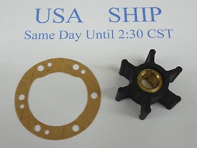 Impeller Kit Replaces Yanmar Marine Diesel 124223-42092 3GMF Sierra 18-8950