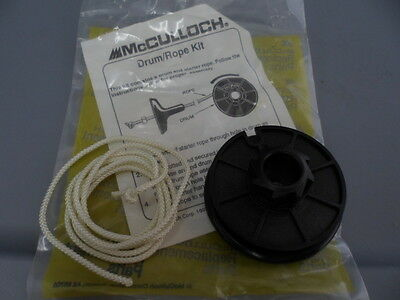 NOS McCulloch String Trimmer Recoil Rewind Starter Pulley 300872 Qty 1