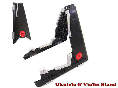 Good Quality Aroma AUS-02  Adjustable suppport Stand for Violin & Ukulele