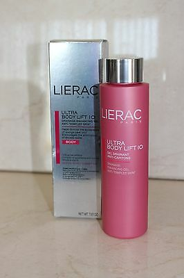 Lierac Ultra Body Lift Io Drainage-Enhancing Gel 7.01 Oz Boxed See Details