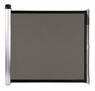 Lascal KiddyGuard Accent Gate - Black - New! Free Shipping!