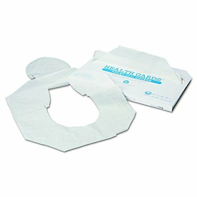 NEW Health Gards Sanitary Toilet Seat Covers 1000 per case FREE SHIPPING