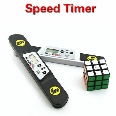 High Speed Timer Clock Machine for Magic Cube Sport Stacking for Competition E