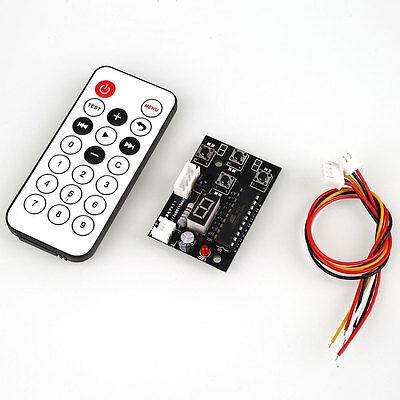 Adjustable Speed Stepper Motor Driver Controller with Remote Control 4 wire