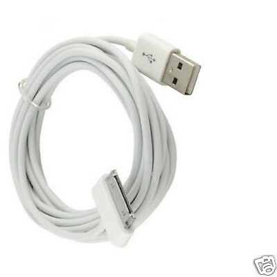"3M LONG  USB Data Cable Charger for Samsung Galaxy TAB 2 Tablet 7"" 8.9"" 10.1"""