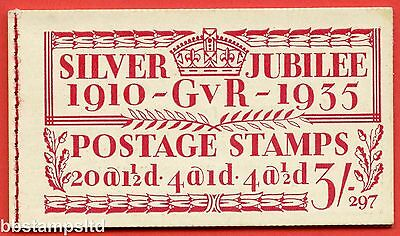 """SG. BB28. """" 3/- """". Edition number 297. A very fine complete example"""