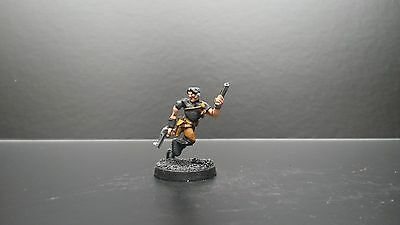 Heresy Miniatures: Sci-Fi Spider Webb Pro-Painted Miniatures