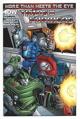 Transformers: More Than Meets The Eye # 18 (Cover B, June 2013), Nm New