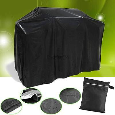 New 67'' Wide Waterproof BBQ Cover Gas Barbecue Grill Protection Patio LB6Y