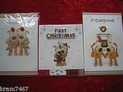 Boofle First Christmas Together, Partner, Other Half, Your 1st Xmas Cards
