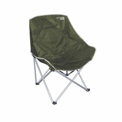 Yellowstone Serenity XL Sturdy Wide Caming Travel Chair Green