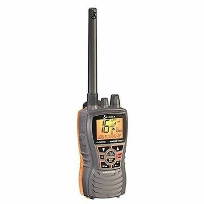 Cobra Floating Handheld VHF Marine Radio MRHH350FLT Marine MD