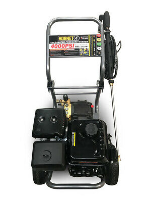 HIGH PRESSURE / POWER WASHER - PETROL - 4000 PSI - 15Hp *FREE DELIVERY*