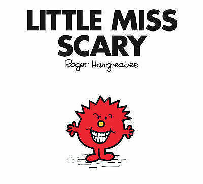 NEW (31)  LITTLE MISS SCARY ( BUY 5 GET 1 FREE book )  Mr Men