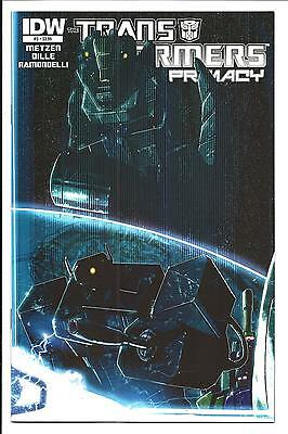 Transformers: Primacy # 3 (Idw, Oct 2014), Nm/mt New