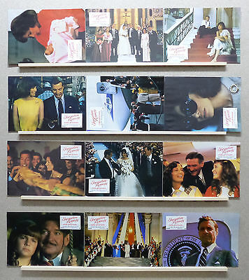 Jacqueline Bouvier Kennedy TV Jaclyn Smith James Franciscus Lobby Set Spain 1981