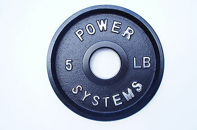 Power Systems Pro Olympic Plate 5 Pounds