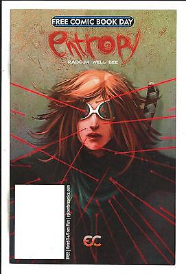 ENTROPY (FREE COMIC BOOk DAY 2014), NM