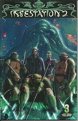 Infestation 2 Vol.3  (Idw, Graphic Novel, Aug 2012), Nm
