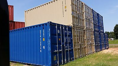 20' One Trip Container
