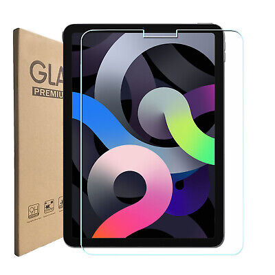 Premium TEMPERED GLASS Screen Protector for iPad 2 3 4 Air Mini 7.9 Pro 9.7 10.5
