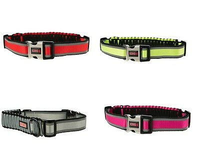 Kong Paracord Collar OR Rope Leash Reflective Adjustable XS S M L XL Heavy Duty