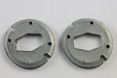 Set of International IH Custom Rear Weights for 1/16 Toy Tractor Pulling Set #1