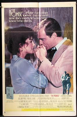 G002 THE PROMISE style B one-sheet movie poster '79 Kathleen Quinlan